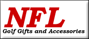 Click Here For Your NFL Logo Golf Gifts and Accessories